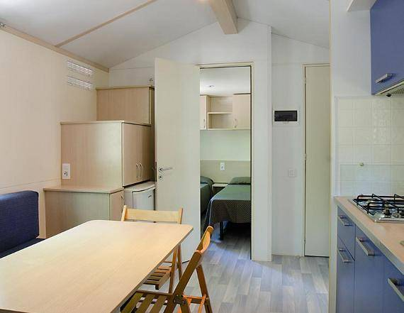 Mobilhome-Beach-interno villaggio san francesco
