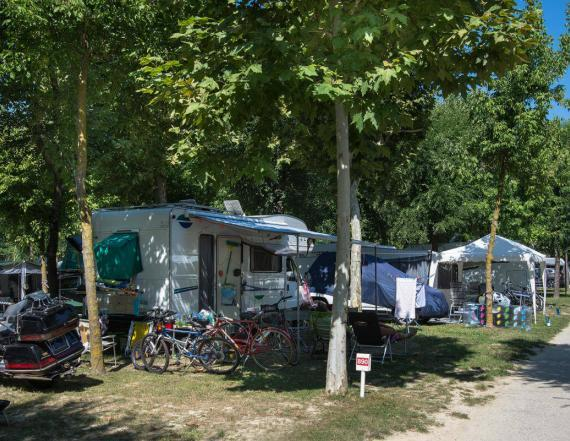 Piazzole camping San Francesco - Caorle